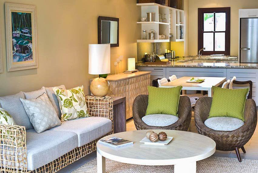 eden island luxe appartementen open keuken leefruimte wereldwijdleven