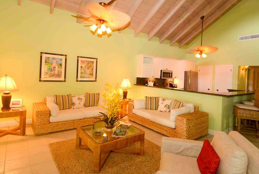 palm grove villa island cove nevis open keuken wereldwijdleven