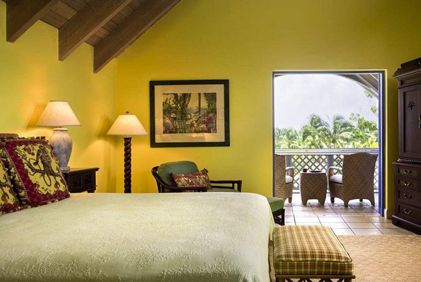 palm grove villa poinsettia nevis eerste slaapkamer wereldwijdleven