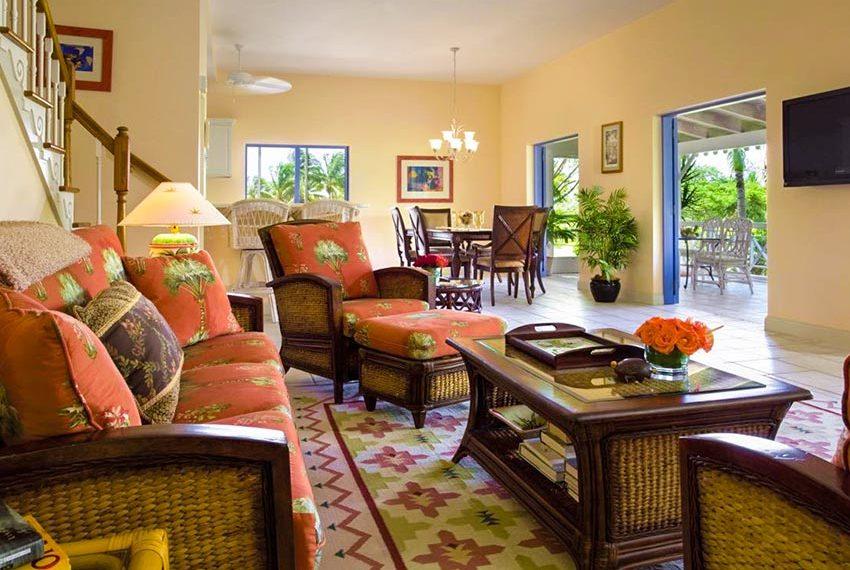 palm grove villa poinsettia nevis leefruimte wereldwijdleven