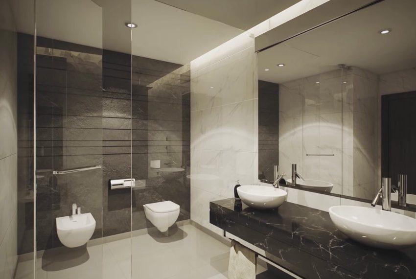 millennium place hotel dubai badkamer toilet wastafels wereldwijdleven