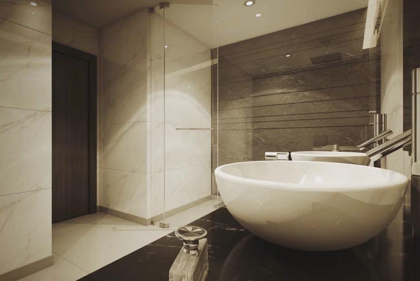millennium place hotel dubai badkamer wastafels wereldwijdleven