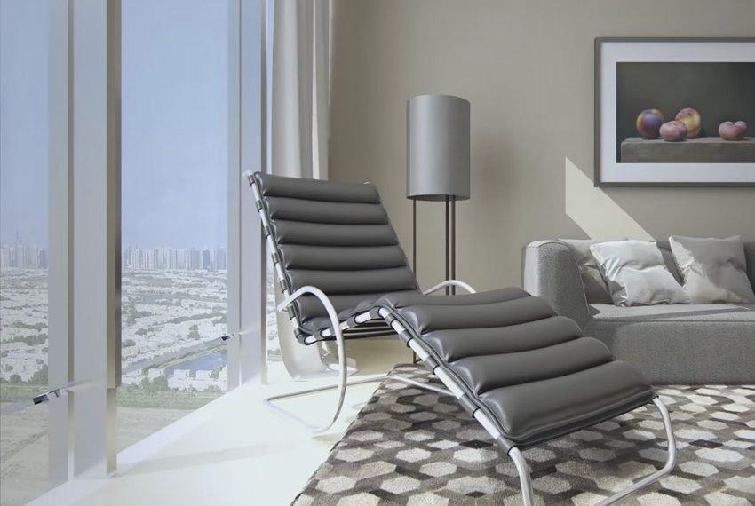 millennium place hotel dubai leefruimte grote ramen wereldwijdleven