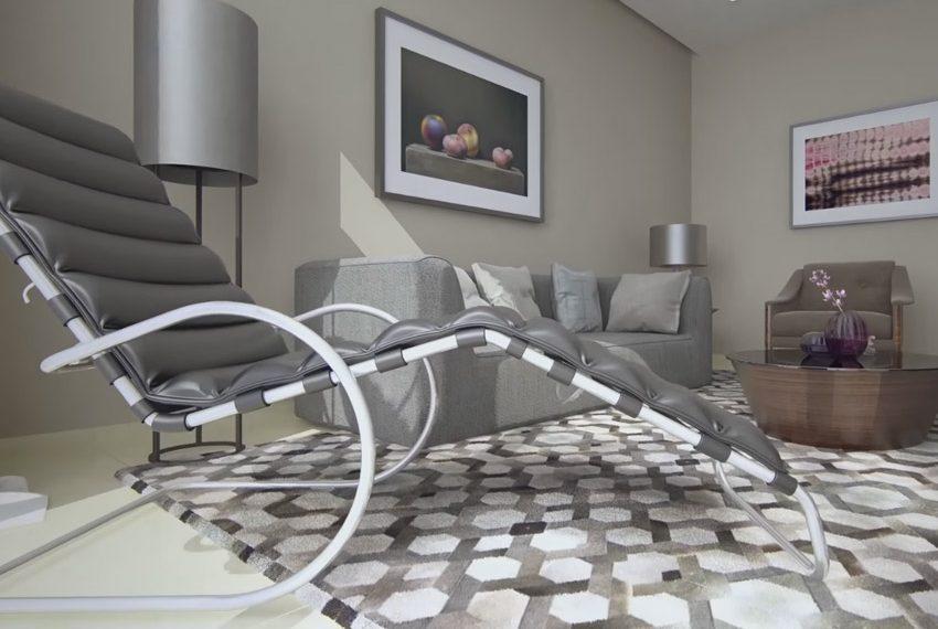 millennium place hotel dubai leefruimte indirecte verlichting plafond wereldwijdleven