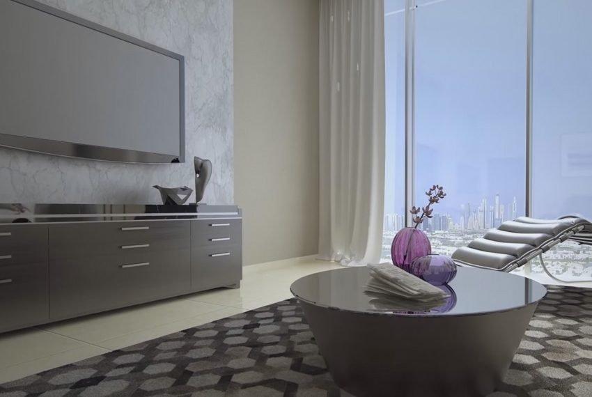 millennium place hotel dubai leefruimte ruim interieur wereldwijdleven