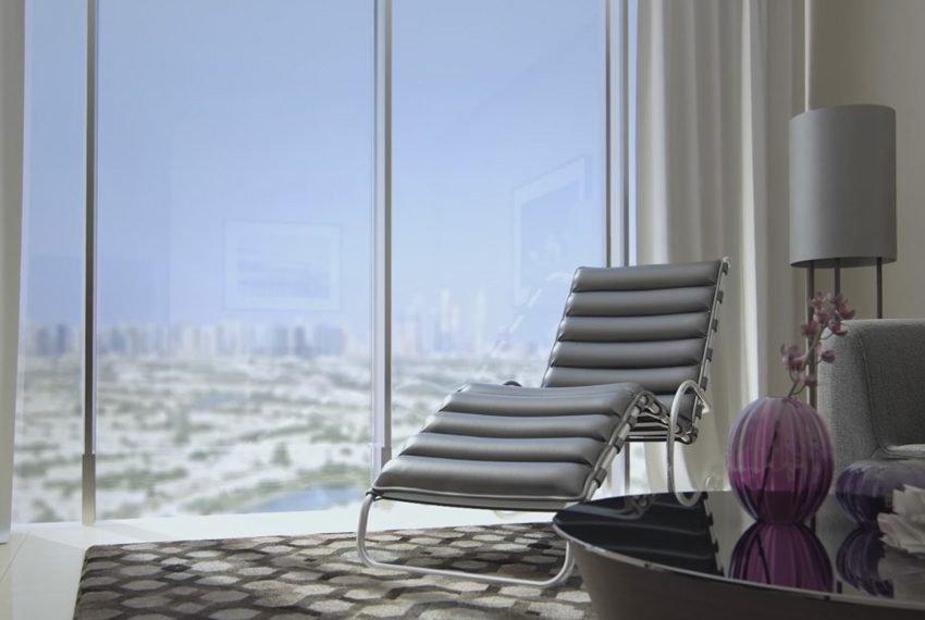 millennium place hotel dubai leefruimte uitzicht wereldwijdleven