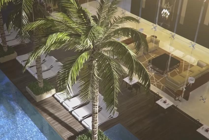 millennium place hotel dubai lounge zwembad wereldwijdleven