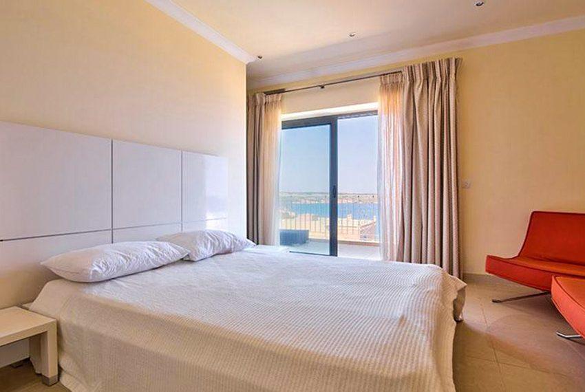 tas-sellum residentie mellieha blok 5 penthouse slaapkamer zeezicht wereldwijdleven