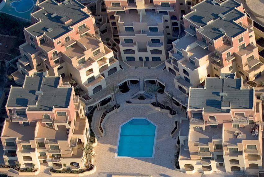 tas-sellum residentie mellieha blokken 1 tot 5 zwembad wereldwijdleven