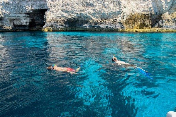 zwemmen en snorkelen rond gozo feiten en cijfers over malta