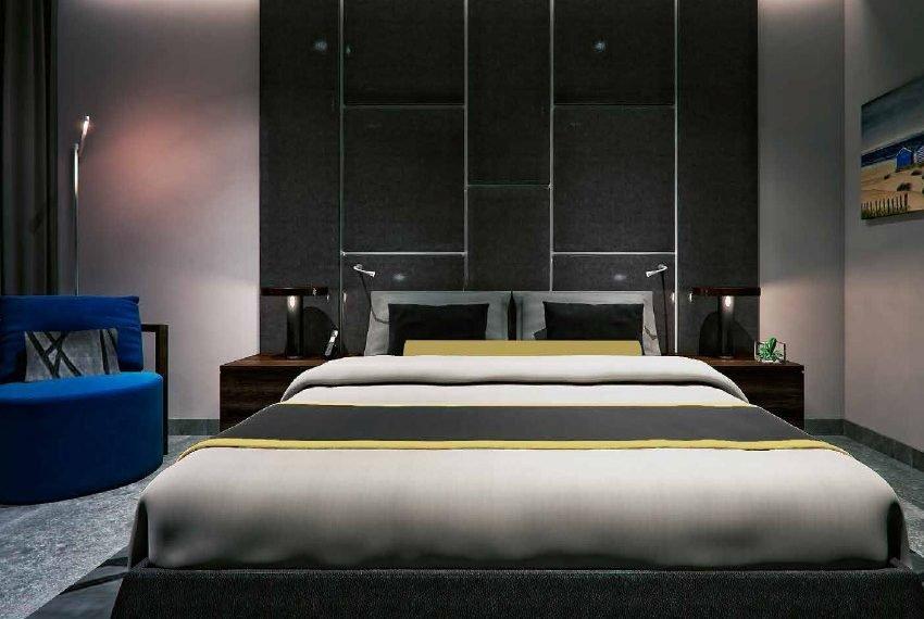 deluxe suite hotelkamer bed investeren in dubai wereldwijd leven