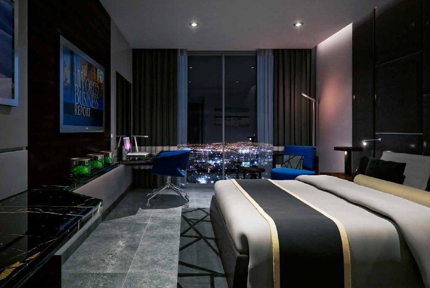 deluxe suite hotelkamer inrichting investeren in dubai wereldwijd leven