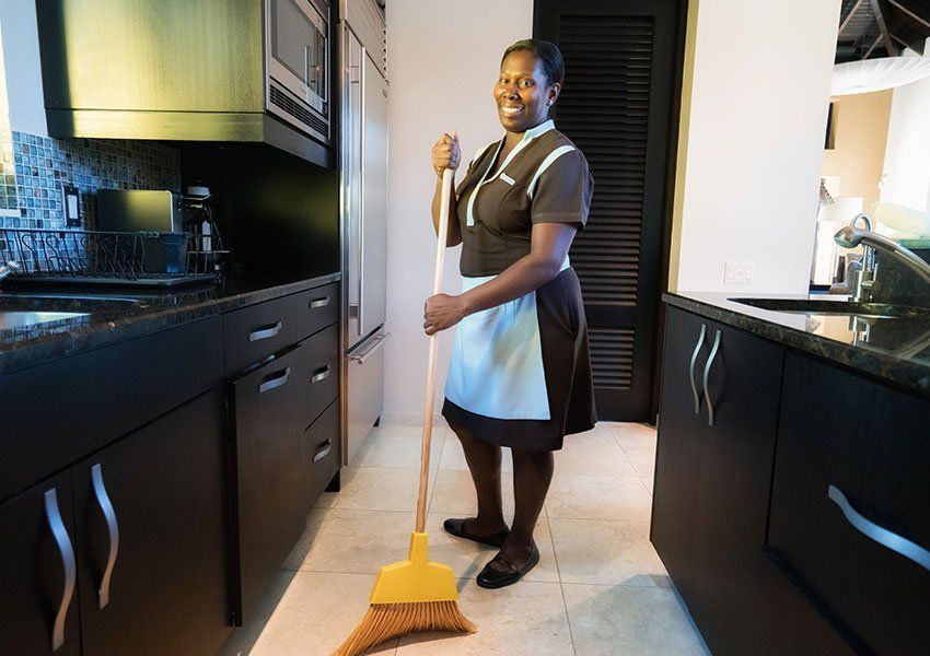 huishulp professionele service four seasons vastgoed nevis wereldwijdleven