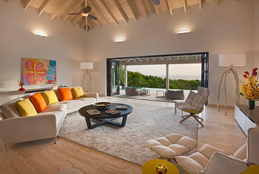 leefruimte terras voorbeeld villa poinciana estates bouwgronden four seasons vastgoed nevis wereldwijdleven