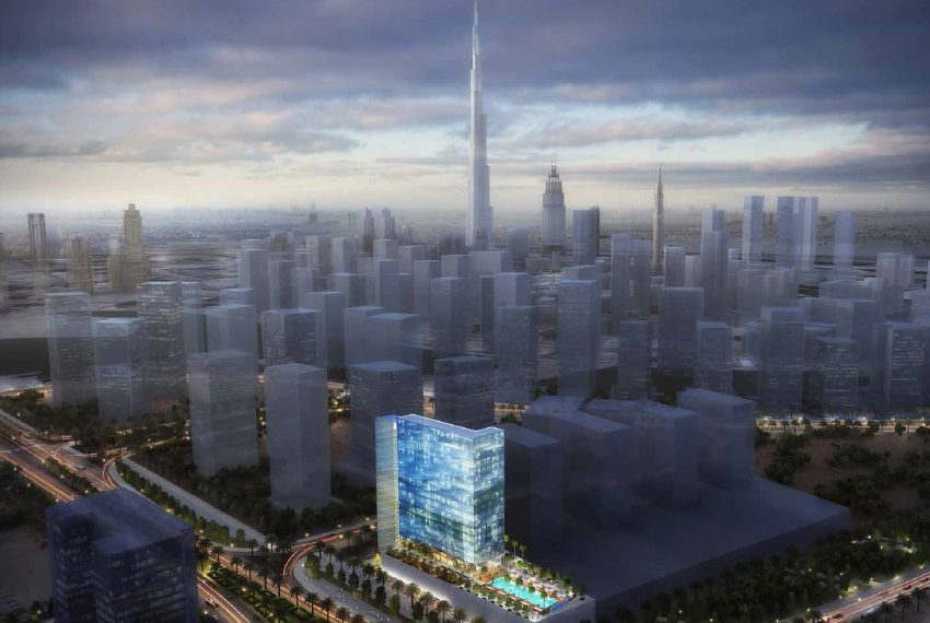 locatie hotel nabij burj khalifa investeren in dubai wereldwijd leven