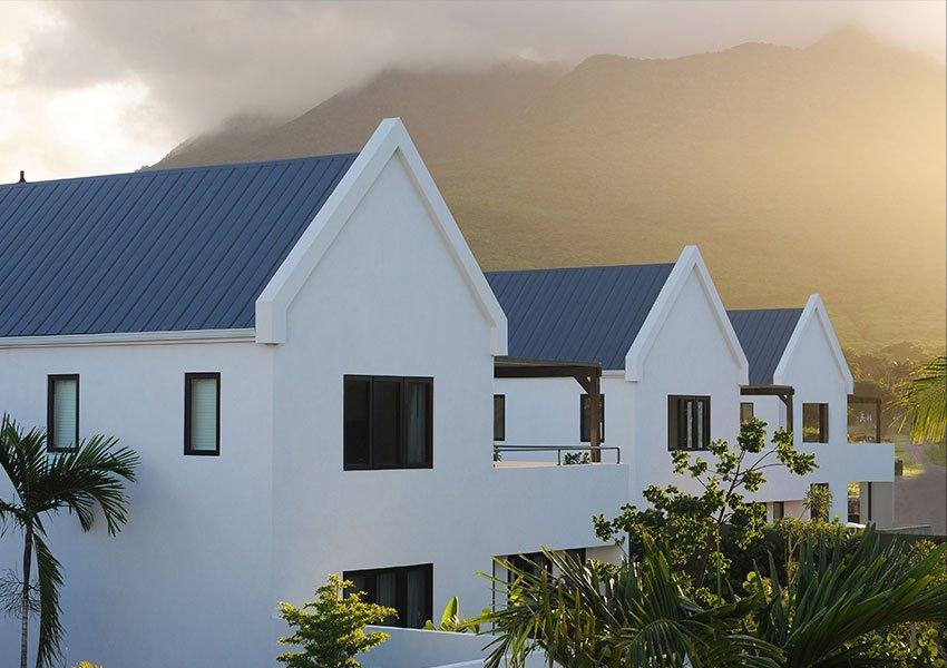 nevis peak pinneys beach villas four seasons vastgoed nevis wereldwijdleven