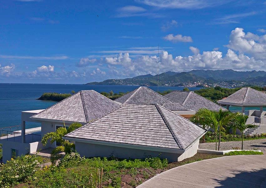 strakke exclusieve villa's in grenada met schitterende uitzichten