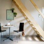 tafel trap duplex studentenkamers te koop leuven wereldwijd leven