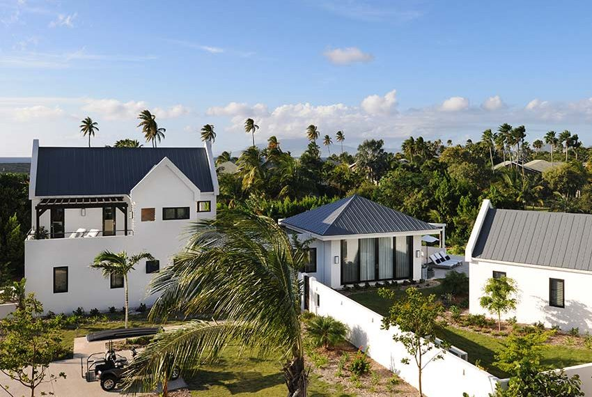 tuin met privacy pinneys beach villas four seasons vastgoed nevis wereldwijdleven
