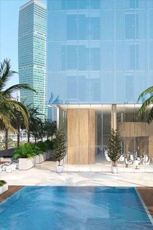 zwembad hotel investeren in dubai wereldwijd leven