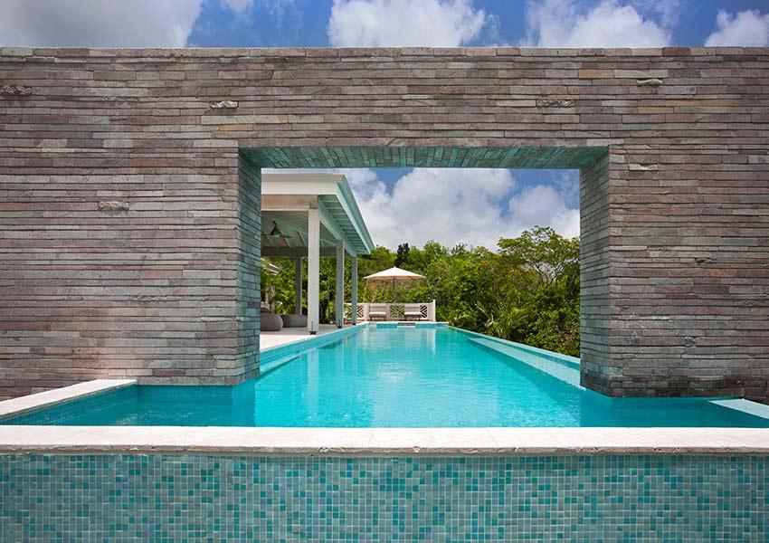 zwembad voorbeeld villa poinciana estates bouwgronden four seasons vastgoed nevis wereldwijdleven