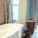 badkamer natuur eden island luxevilla wereldwijd leven
