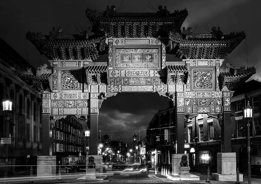 chinese poort investeringsvastgoed in liverpool