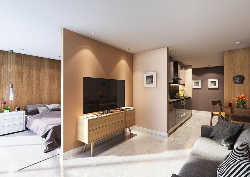 flat 1 slaapkamer investeringsvastgoed in liverpool
