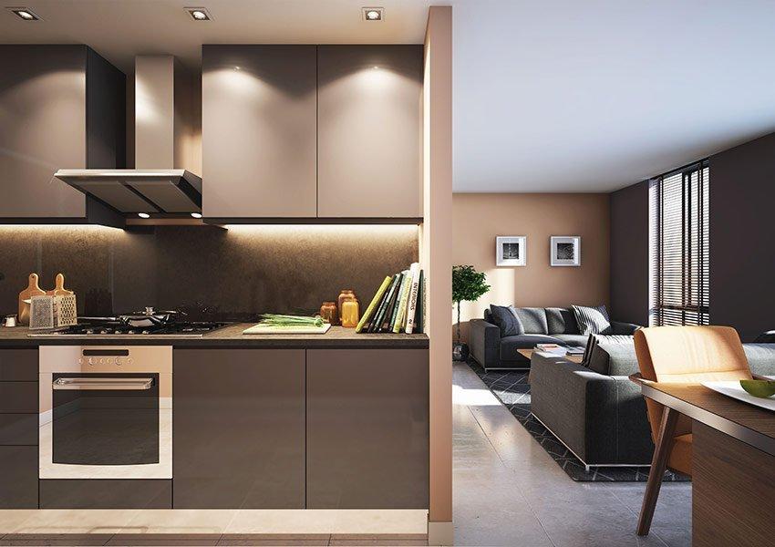gelijkvloers duplex flat 2 slaapkamers investeringsvastgoed in liverpool
