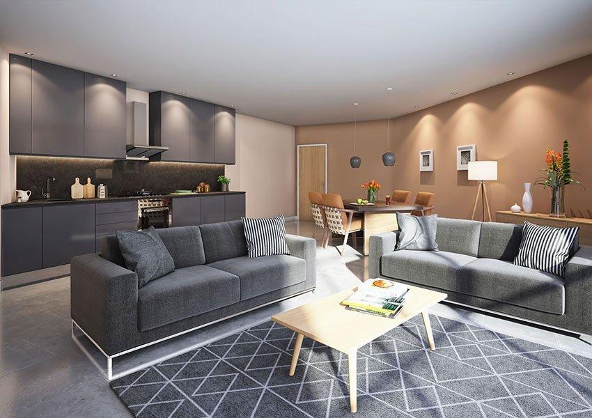hoek flat 2 slaapkamers investeringsvastgoed in liverpool