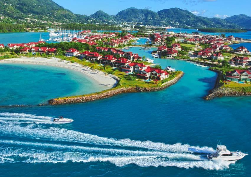 vaarwater immo seychellen eden island luxe immo