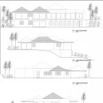 villa 3 grondplan exclusieve villas grenada