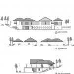 villa 7 grondplan exclusieve villas grenada