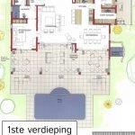 villa type 8b grondplan eden island luxevilla
