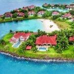 villas prive zwembad immo seychellen eden island luxe immo