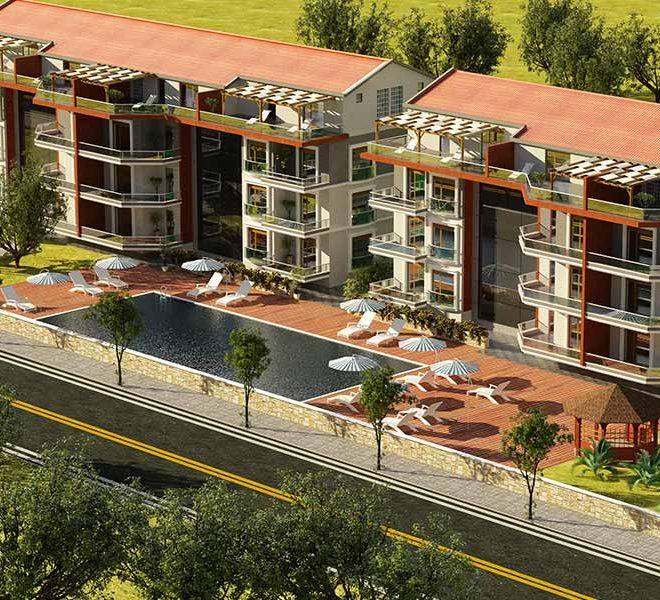 overzicht flatgebouwen immo turkije appartement kopen in didim