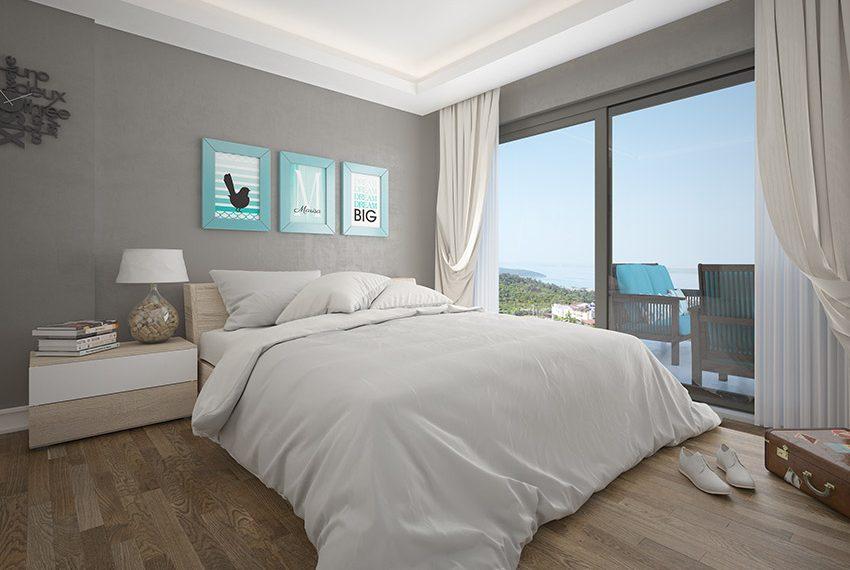 Appartementen te koop in Turkije Akbuk - Wereldwijd Leven
