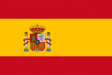 spanje vlag wereldwijdleven