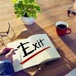 exit plannen wanneer vastgoed verkopen
