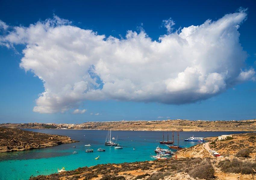 klimaat in malta wereldwijd leven