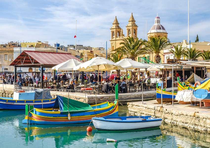 pensioneren in malta marsaxlokk wereldwijd leven