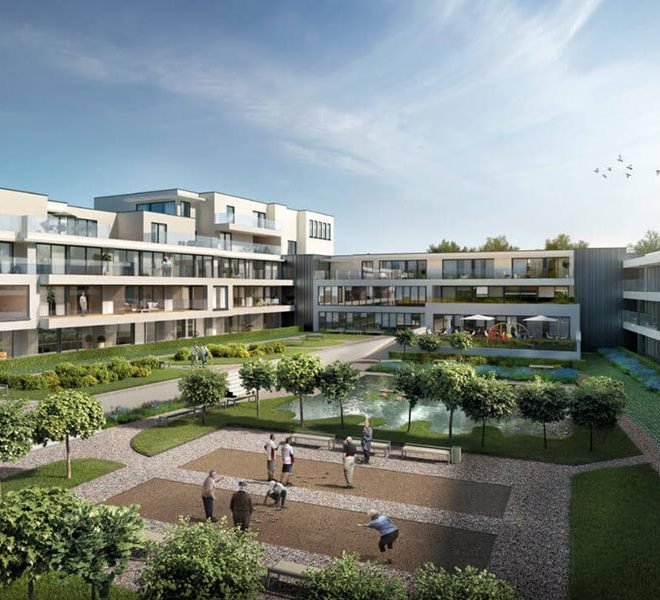 serviceflats te koop belgische kust belegging verhuur privégebruik mogelijk