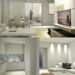 leefruimte en keuken duits beleggingspand noordrijn-westfalen