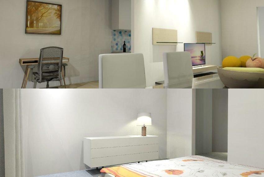 leefruimte en slaapkamer belegging in duits vastgoed gerenoveerd goede ligging