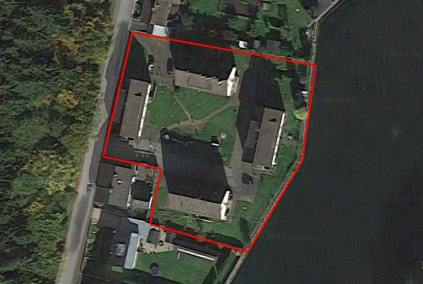 vastgoed duitsland te koop satellietbeeld finnentrop sauerland
