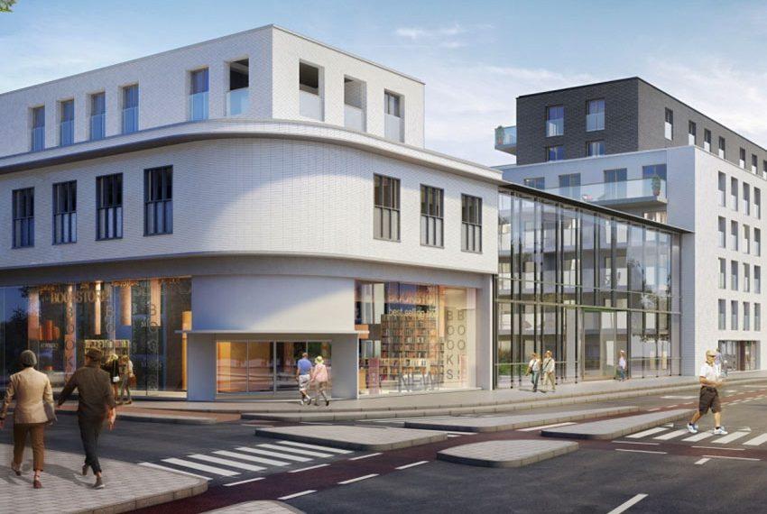 nieuwbouw serviceflats te koop gent in deze prachtige moderne residentie op toplocatie