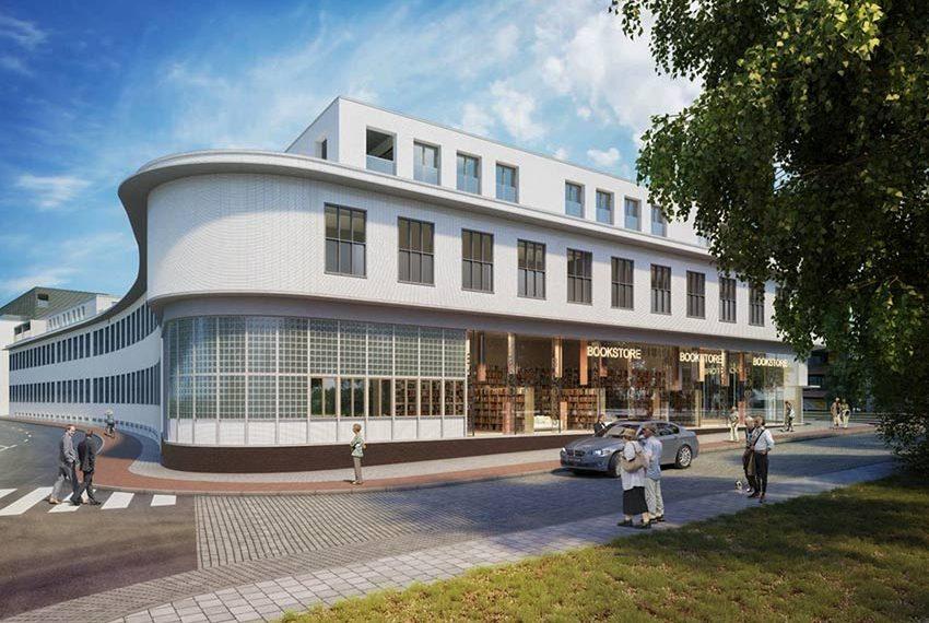 residentie met nieuwbouw serviceflats te koop gent