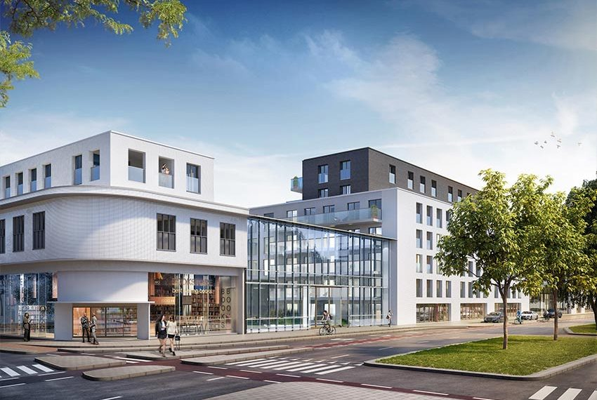 serviceflats te koop gent nieuwbouw op toplocatie interessante investering
