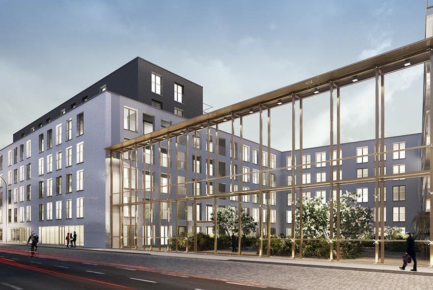 serviceflats te koop gent prachtige residentie met binnentuinen en alle comfort