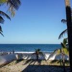 tuin in namiddag ultieme rust aan Braziliaanse zee